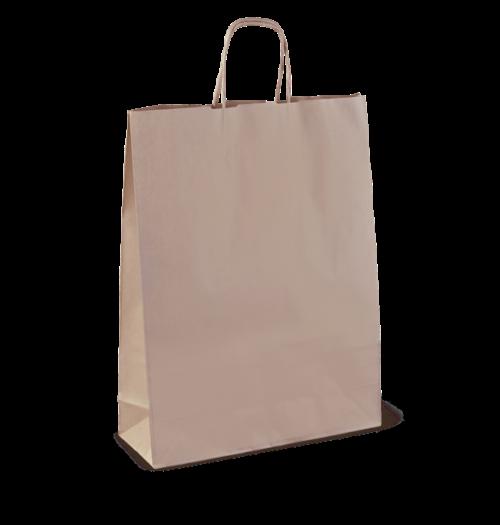 #180 TWIST HANDLE BAG