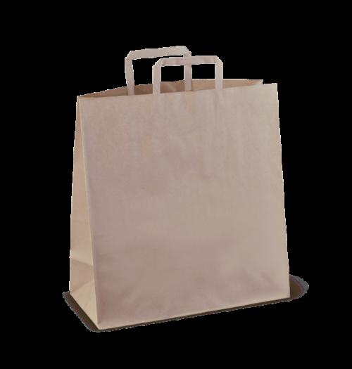 #75 FLAT HANDLE BAG