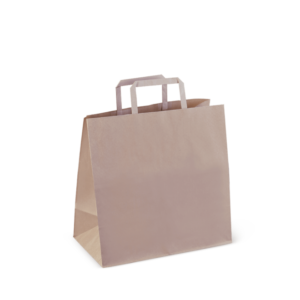 #5 FLAT HANDLE BAG