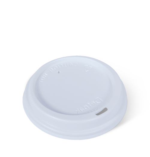 8oz (80mm) SMOOTH HOT CUP LID