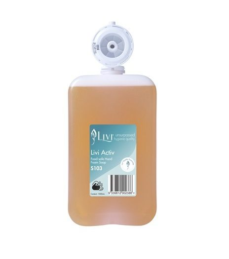 Livi Activ Food-safe Hand Foam Soap – S103
